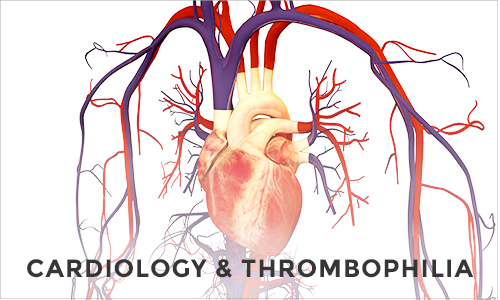 personalized medicine for Cardiology and Thrombophilia